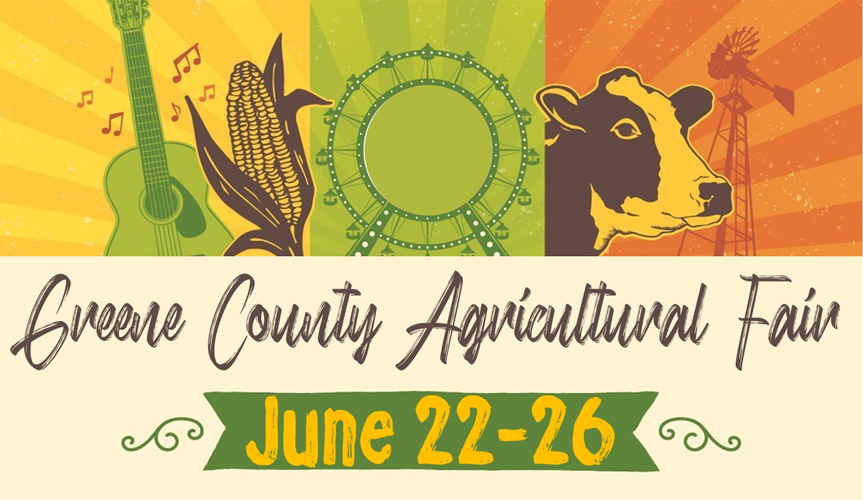Greene County Agricultural Fair Logo